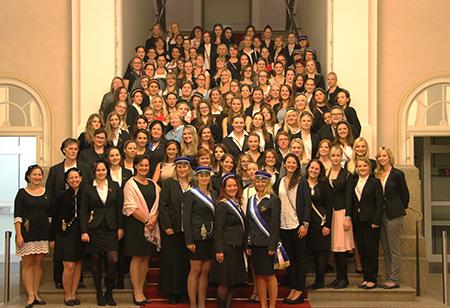 Gruppenbild ADV Bavaria Aurea