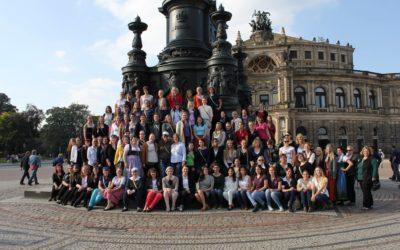 25. Damenverbindungstreffen in Dresden